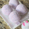 Totally Amazeballs Unicorn Bath Bombs