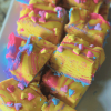 Dairy-Free Unicorn Fudge