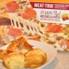 The Ultimate Pre-Game Meal: Pizza with Delicious Pull-Apart Garlic + Cheese Bread