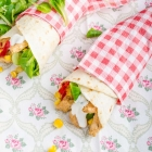Simple Chicken Ranch Tacos Recipe