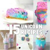 15 Amazeballs Unicorn Recipes