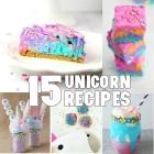 15 Amazeballs Unicorn Recipes