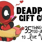 35 Deadpool Gifts - The Ultimate Deadpool Gift Guide