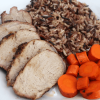 Ridiculously Easy Grilled Pork 30-Minute Meal