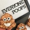 Poop Emoji Treats