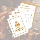 Free Printable Thanksgiving Planner