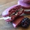 Blackberry Macaron Recipe