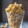 Vegan Butterbeer Popcorn
