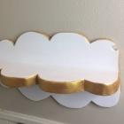 How to Make a Cloud Shelf for the Bathroom