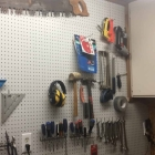 How to Install Pegboard in Your Workshop