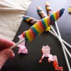 How to Make Easy Candy Unicorn Horns
