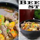 Homemade Beef Stew - An Easy Beef Recipe
