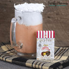 Butterbeer Whipped Soap Recipe - The Wizzard's Soap