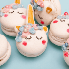 Easy Unicorn Macarons