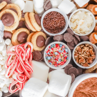 Hot Cocoa Charcuterie Board - The Coolest Hot Chocolate Board