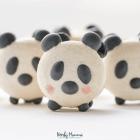 Panda Macarons Recipe - Cute and Delicious Macarons