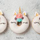 Unicorn Donuts Recipe - Cutest Delicious Donuts