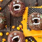 Vampire Donuts - Fun and Delicious Halloween Treats