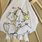 Recycled T-Shirt Bag: Easy and No Sew