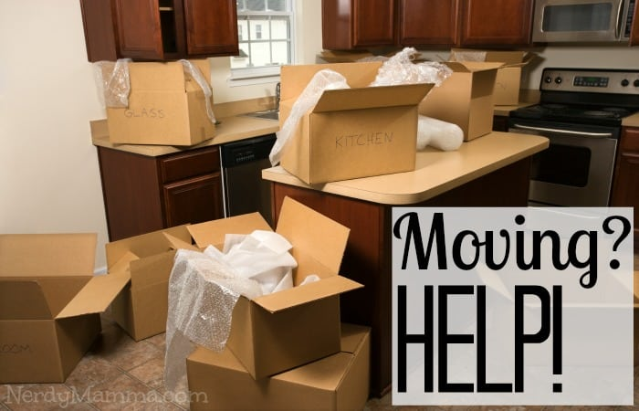 Moving Help Feature