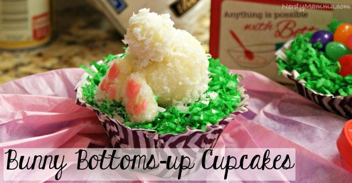 Bunny Butt Cupcake FB