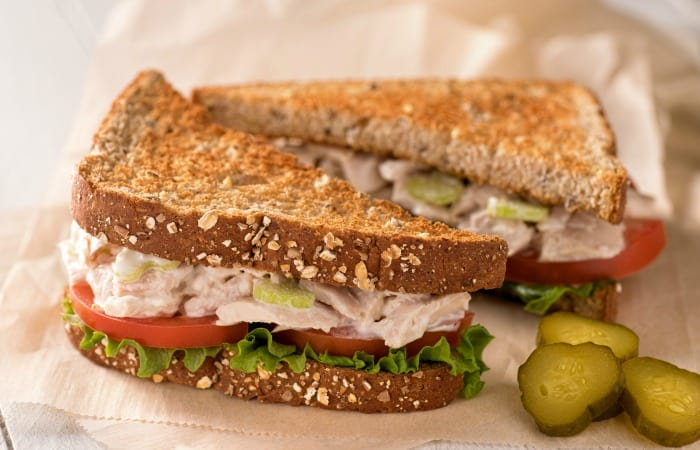 quick tuna sandwich feature