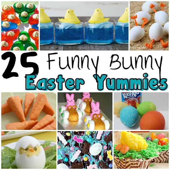 Fun Easter recipes sq