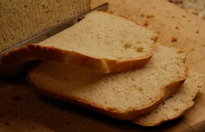 Easy Peasy Homemade Bread