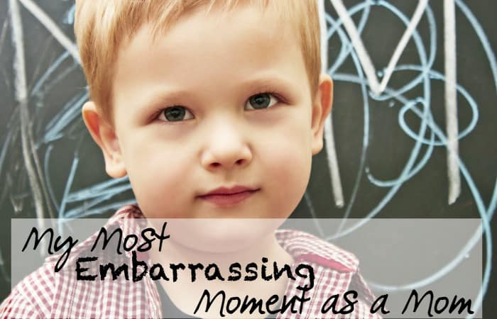 most embarrassing moment as a mom feature