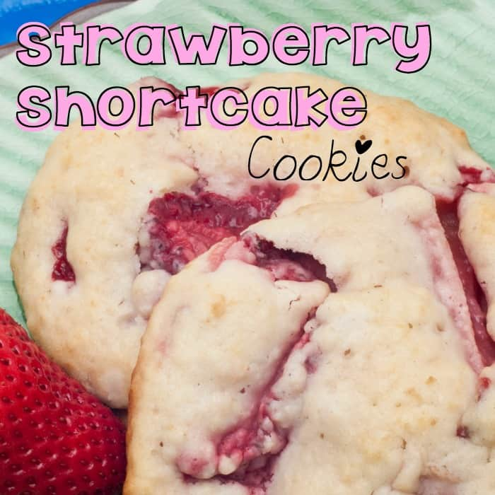 strawberry cookie recipe sq