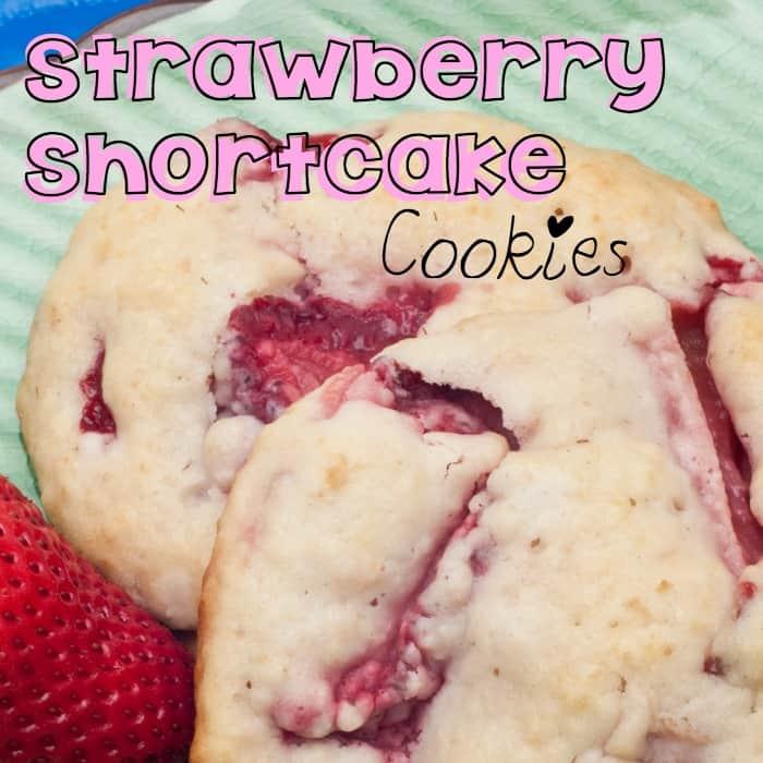 strawberry cookie recipe sq