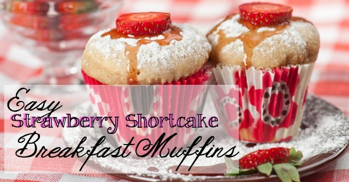 strawberry shortcake breakfast fb
