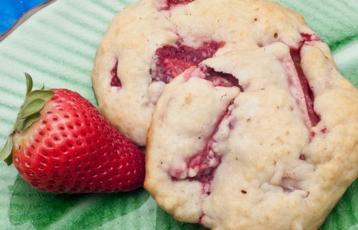 strawberry shortcake cookie recipe feature