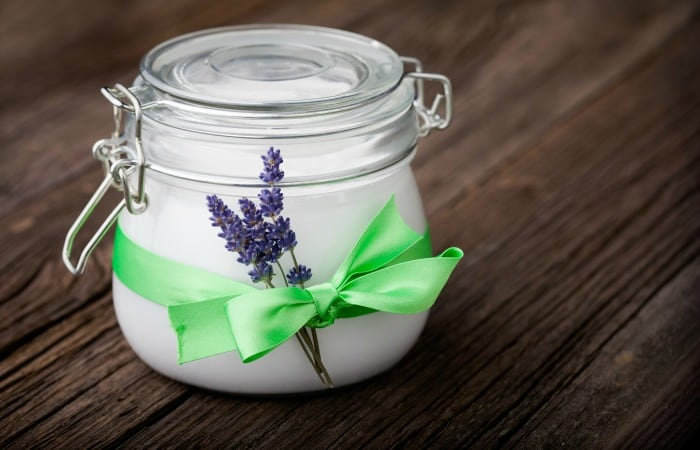 DIY Lavender Body Butter {Eczema Lotion}