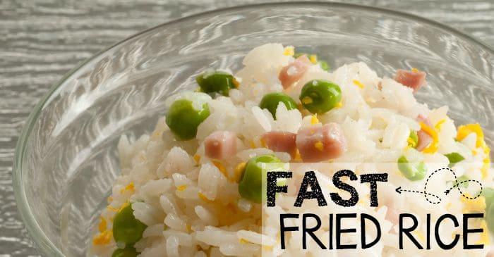 chinese fried rice recipe FB