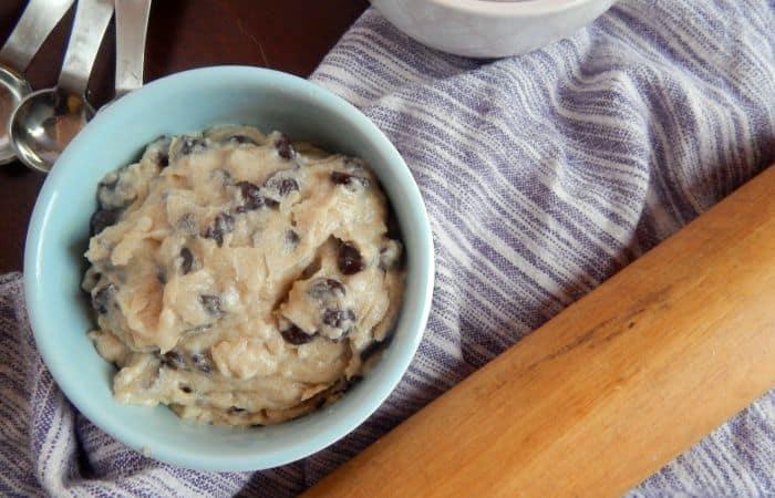 edible cookie dough f