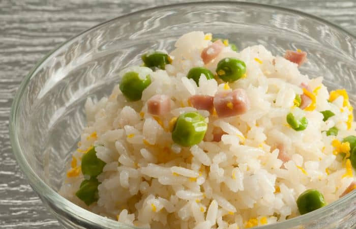 fast fried rice recipe idea feature