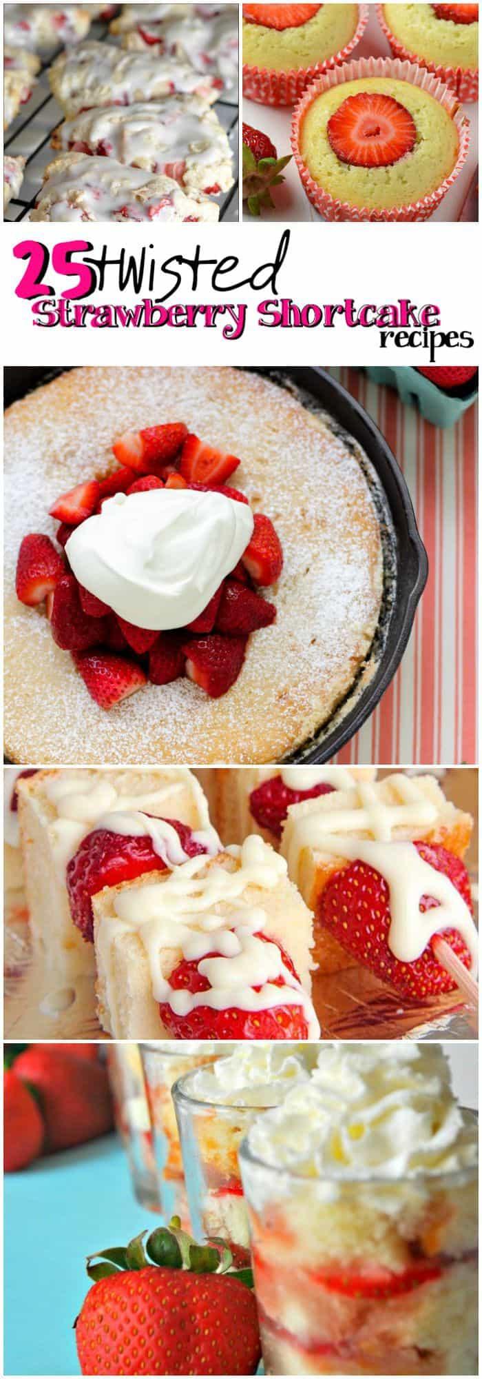 So many strawberry shortcake recipes -- so little time