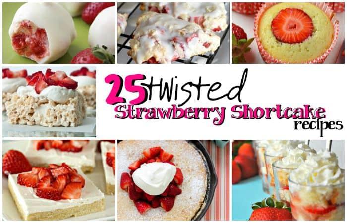 easy strawberry shortcake recipe idea feature