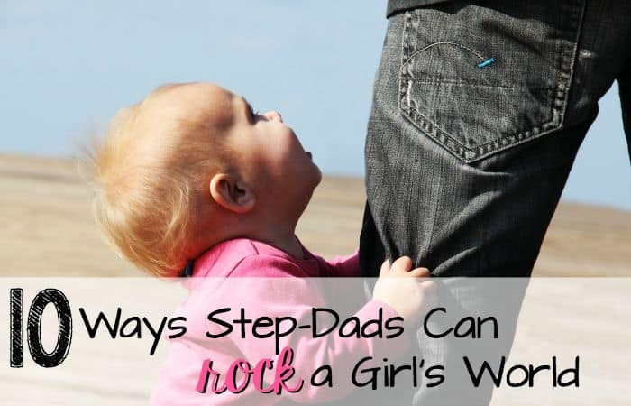 how a step-dad can improve his step-daughter's life feature