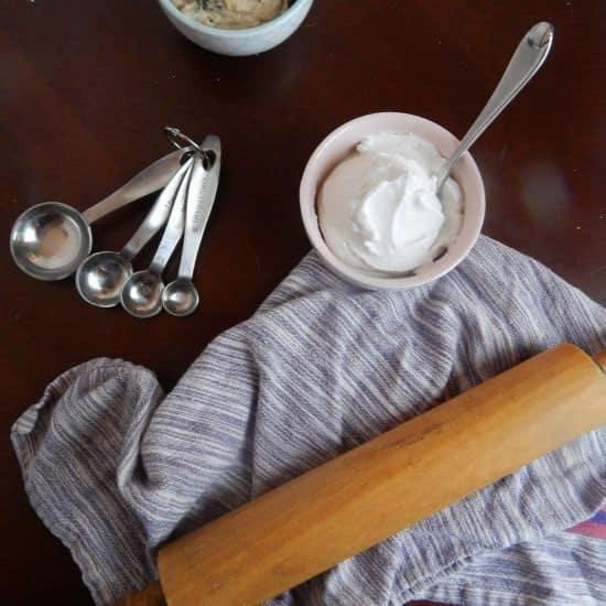 paleo whipped cream fg