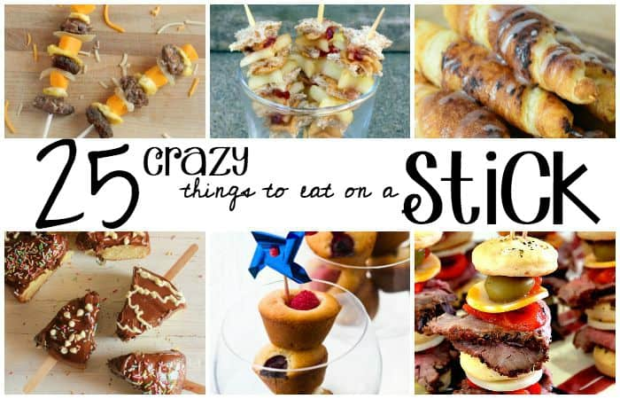 25 silly food on a stick ideas feature
