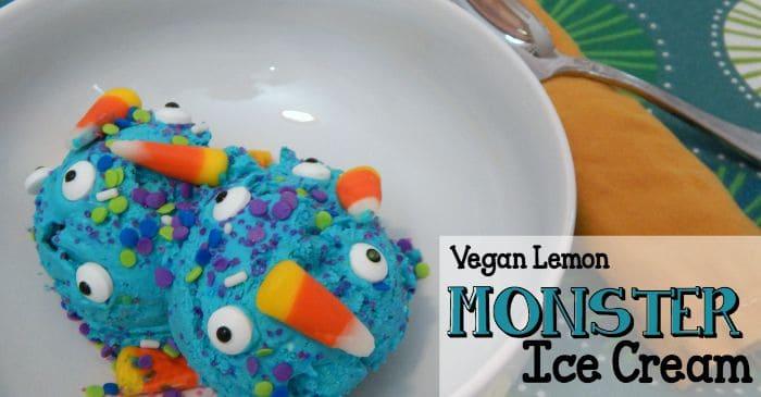 Fun dairy-free ice cream idea for kids fb