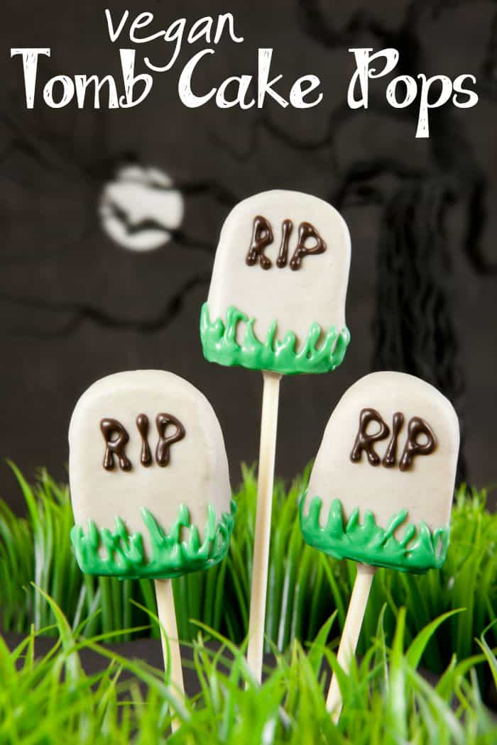 My kids thought these tomb pops where hilarious. I'll be making them again for their school parties.