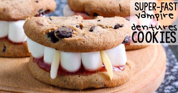 easy halloween cookie idea