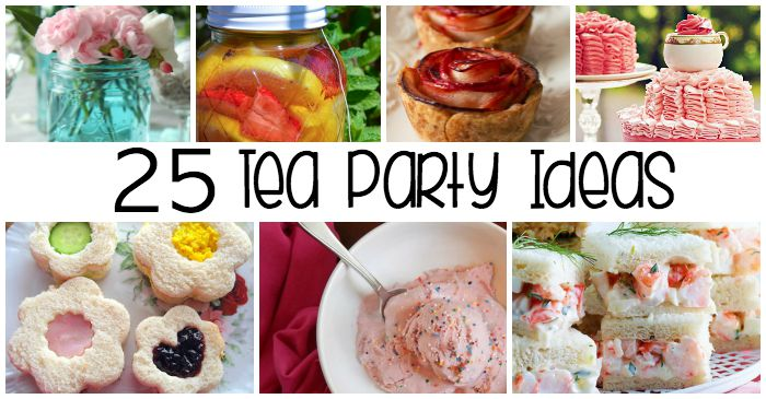 easy ideas for throwing a little girl's party fb