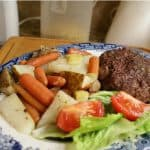 easy mock pot roast recipe for family feature