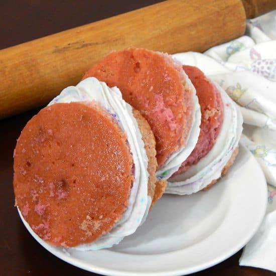 easy vegan ice cream sandwich recipe fg