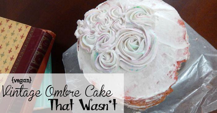 easy vegan layer cake fb