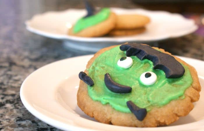 frankensein cookies kids can make feature